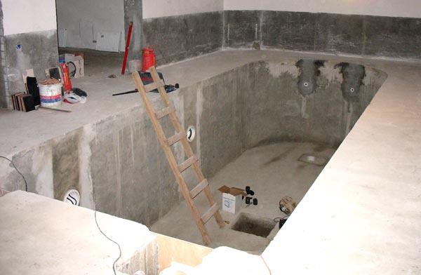 достоинства бетонной чаши