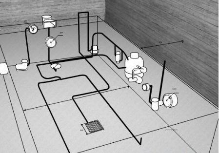 технологии строительства бассейна