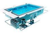 преимущества фирмы БанБас в строительстве бассейнов